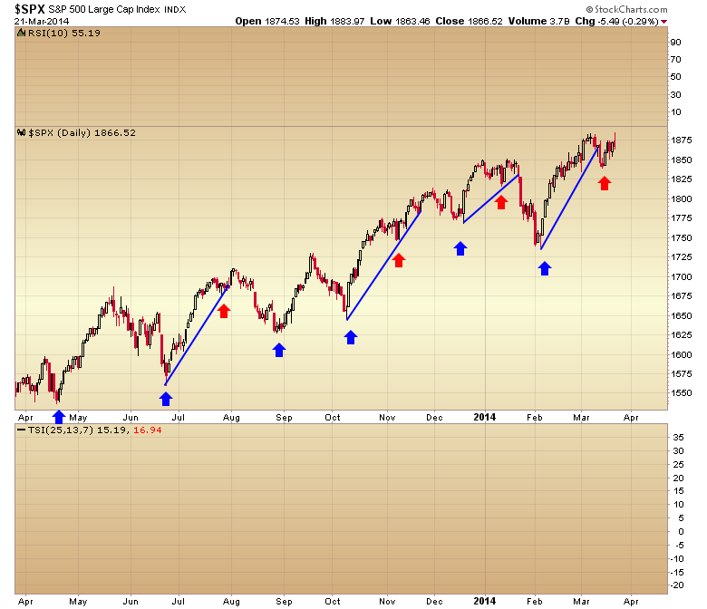 SPX half cycle